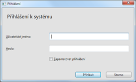 WPF Login - finální podoba