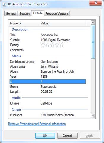 Koupená písnička - bez DRM a v 320kbps