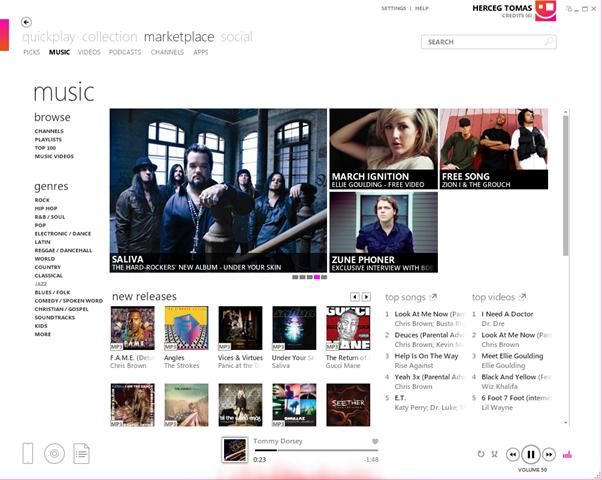 Katalog hudby podle žánrů