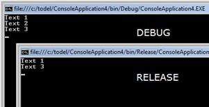 Debug / Release