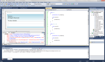 Visual Studio 2010 - code editor