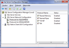 Configuration Manager - protocols