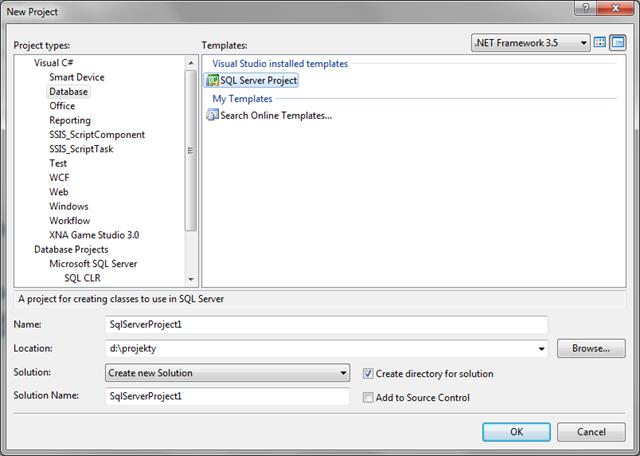 SQL Server Project