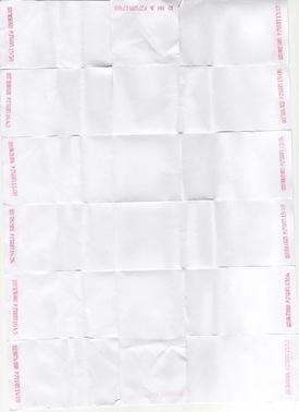 Orazítkované lístečky